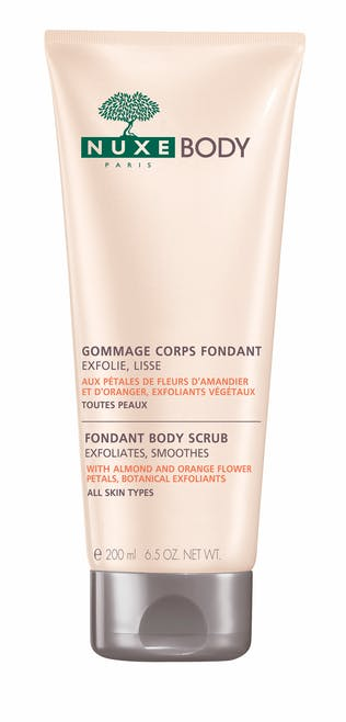 Gommage Corps Fondant, Nuxe Body, 16,95€