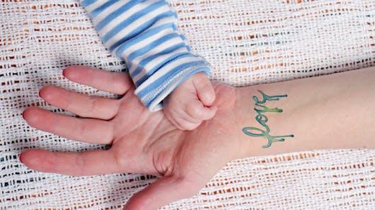 Tatouages : ces mamans ont leur bébé dans la peau