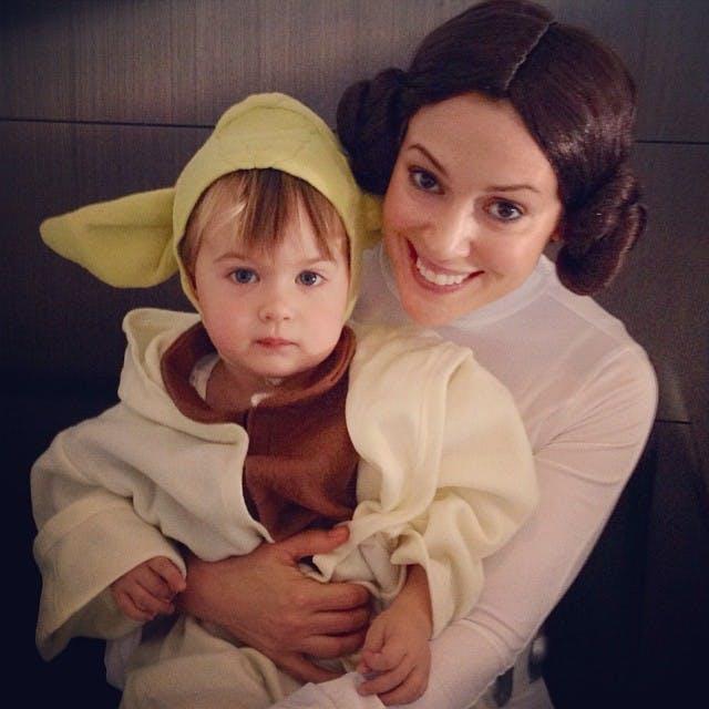Alyssa en Leia