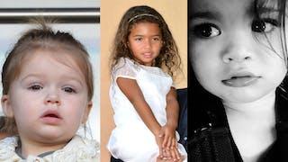 Enfants de stars : saurez-vous deviner qui sont leurs   parents ?