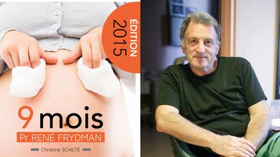 Professeur Frydman -livre 9 mois