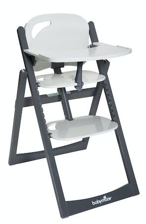 Chaise haute Light Wood de Babymoov