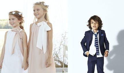 Cérémonies: 20 tenues d'enfants craquantes