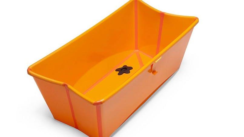 Baignoire pliable Flexi Bath de Stokke : nomade