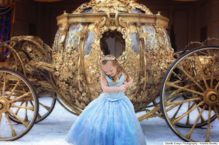 Giselle en Cendrillon