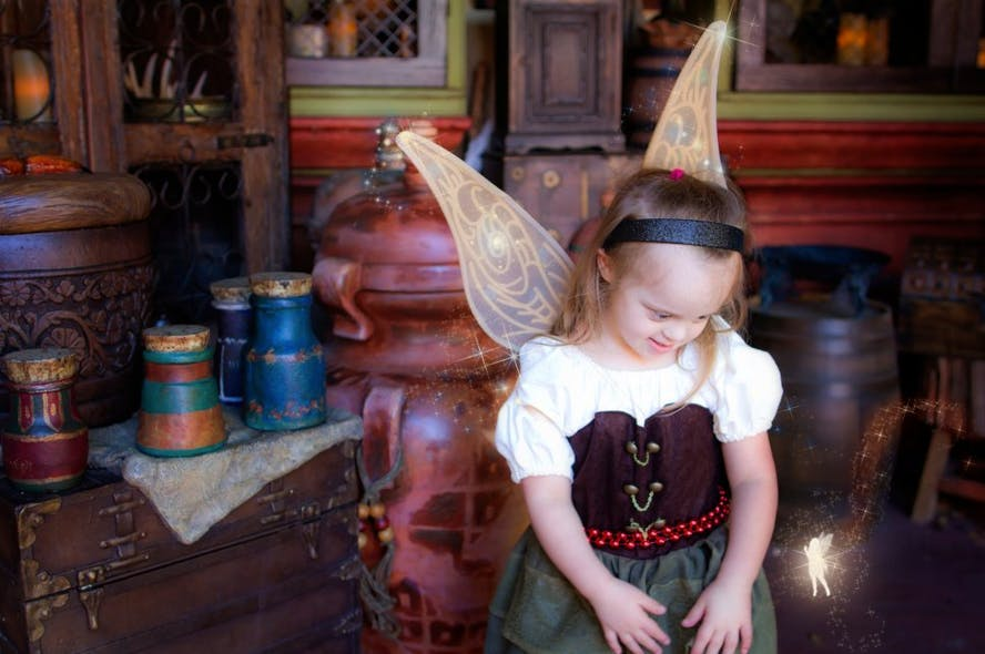 Giselle en fée pirate