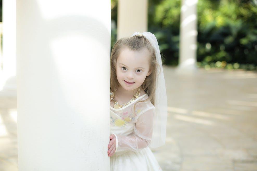 Giselle en princesse