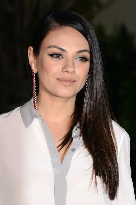 Mila Kunis : ses propos contre la péridurale
