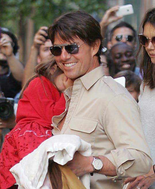 Tom Cruise voulait monter sa propre équipe de         foot…
