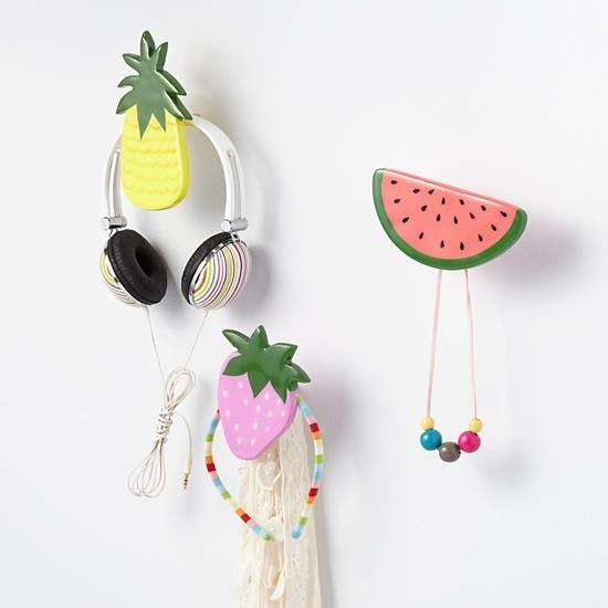 Fresh Fruit Wall Hook