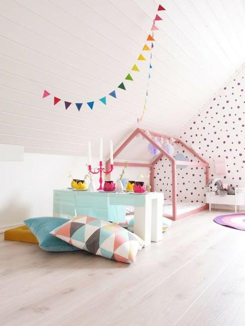 Déco : la tendance pastel pour une chambre d\'enfant | PARENTS.fr