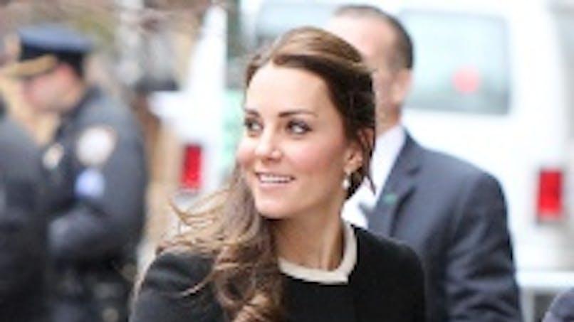 Kate Middleton poursuit son combat pour les enfants   hospitalisés