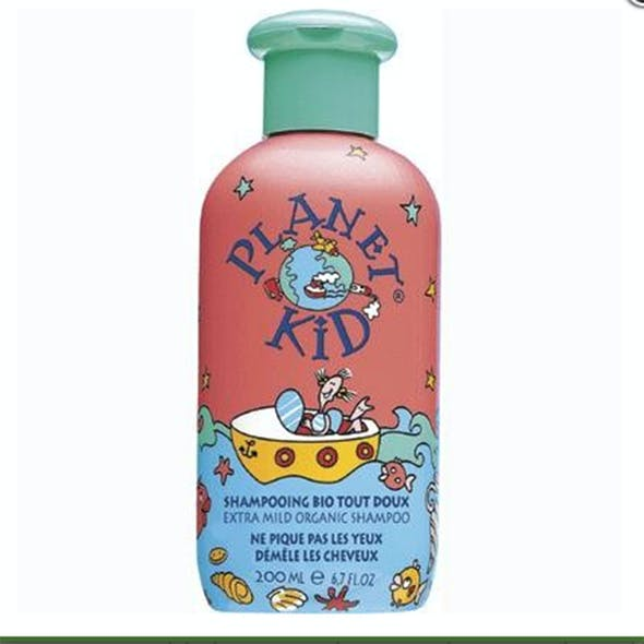 Shampooing 2 en 1 Planet Kid