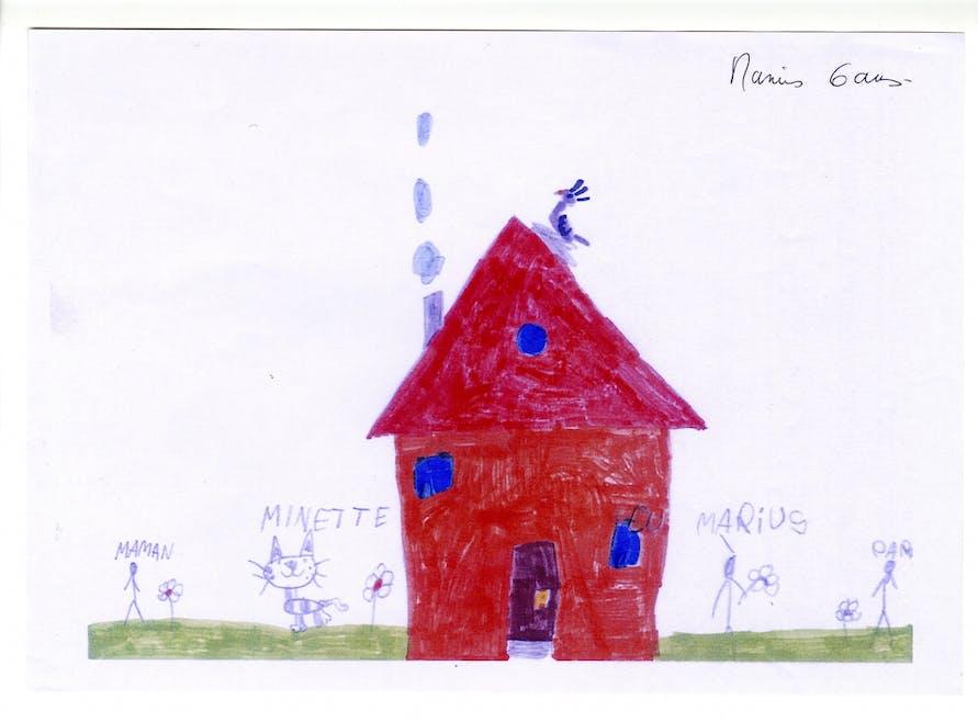 Marius, 6 ans