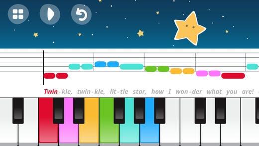 Musique et chanson – Piano pour enfants