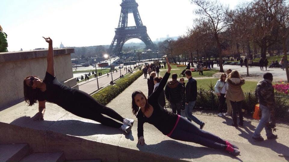 Entraînement à Paris