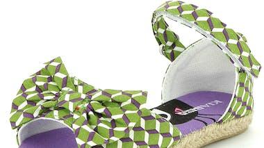 Sandales Kiabi