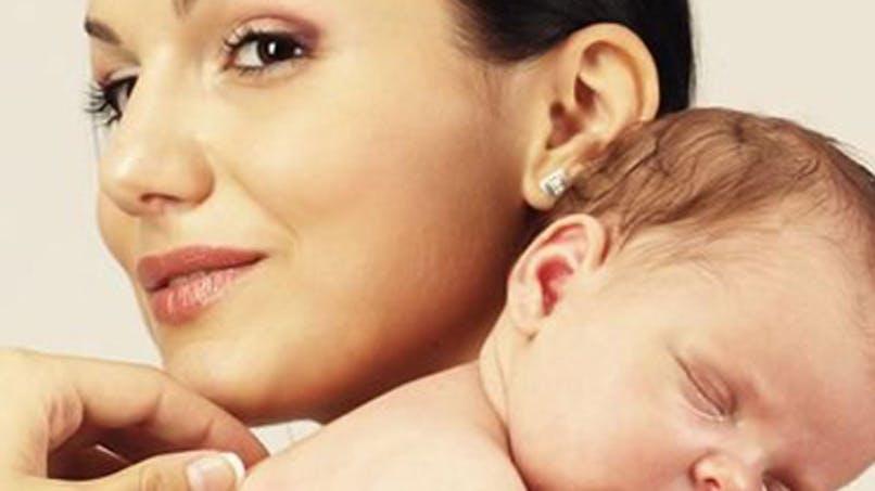 Régurgitations : trop de bébés traités pour rien !