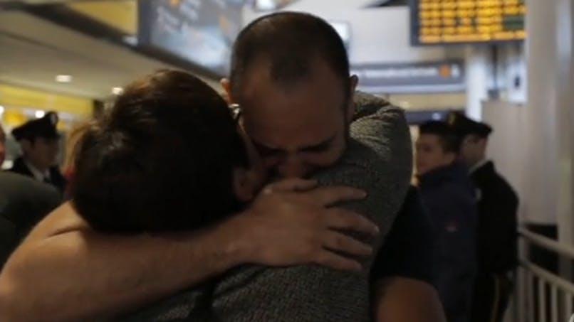 Chili : volé à la naissance, il retrouve sa mère 41 ans   plus tard