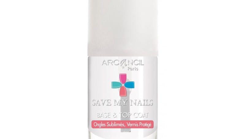 Arcancil, Save My Nails, Top coat effet gel