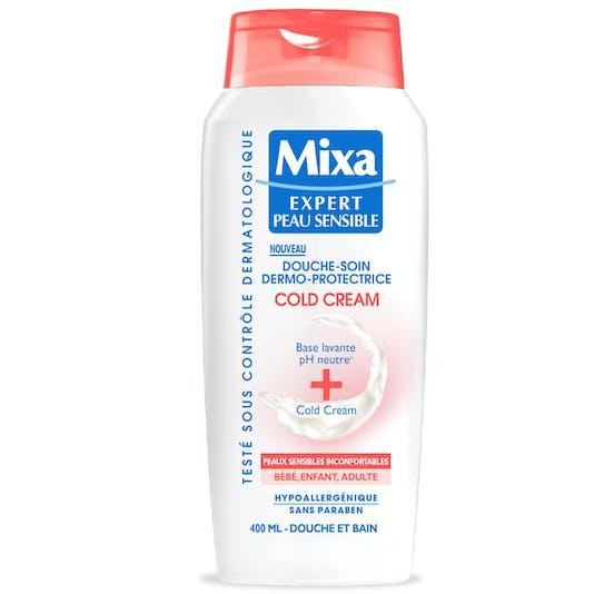Mixa, Expert Peau Sensible, Douche-Soin         Dermo-protectrice Cold Cream