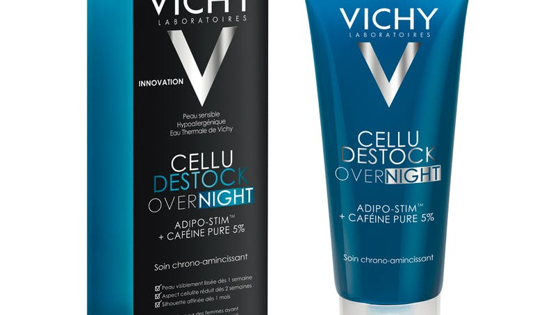 Vichy, Cellu Destock Over Night, Soin         Chrono-Amincissant