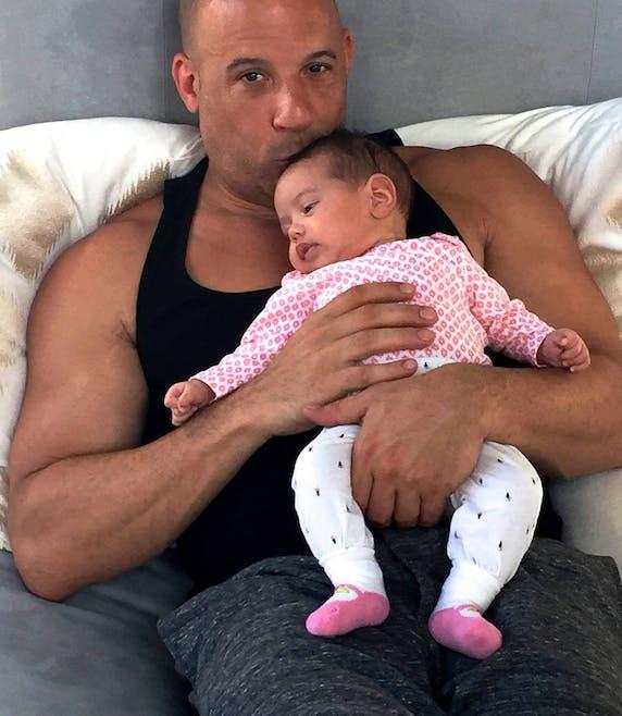 Vin Diesel avec Pauline : un cliché liké 7 millions de         fois