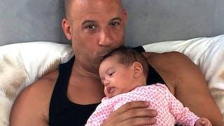 Vin Diesel : ses plus belles photos de famille