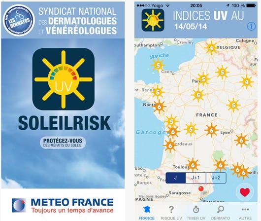 « Soleil risk »