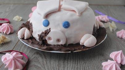 50 Gâteaux Danniversaire époustouflants Pour Enfantparentsfr