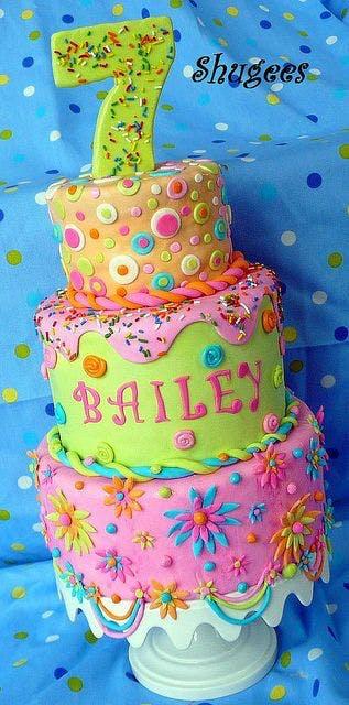 Gâteau fiesta