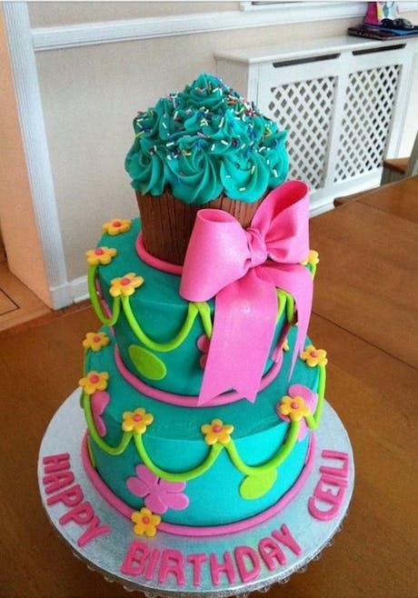 Gâteau petit cirque