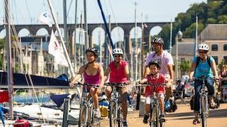 Vélodyssée : vacances itinérantes en famille à vélo   !