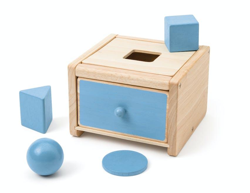Boîte à solides