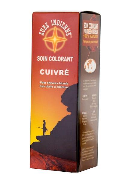 Soin Colorant 100% Végétal Aube Indienne Terre de        Couleur, 15,20€, 6 couleurs prêtes à l'emploi