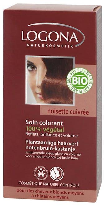 Soin Colorant 100% Végétal, Logona, 12,95€, 10        couleurs