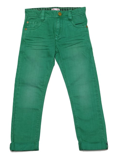 Pantalon garçon, Du pareil au même
