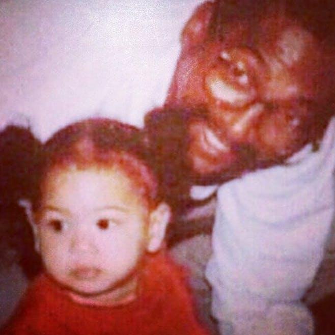 Beyonce et son père