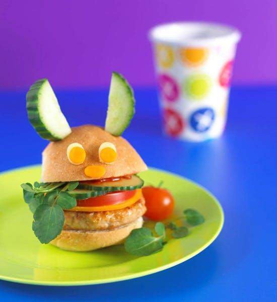 Burger animal