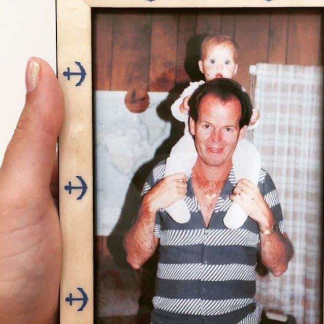 Katy Perry et son papa