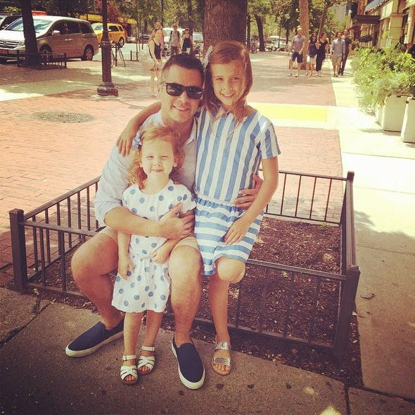 Le mari de Jessica Alba et leurs filles