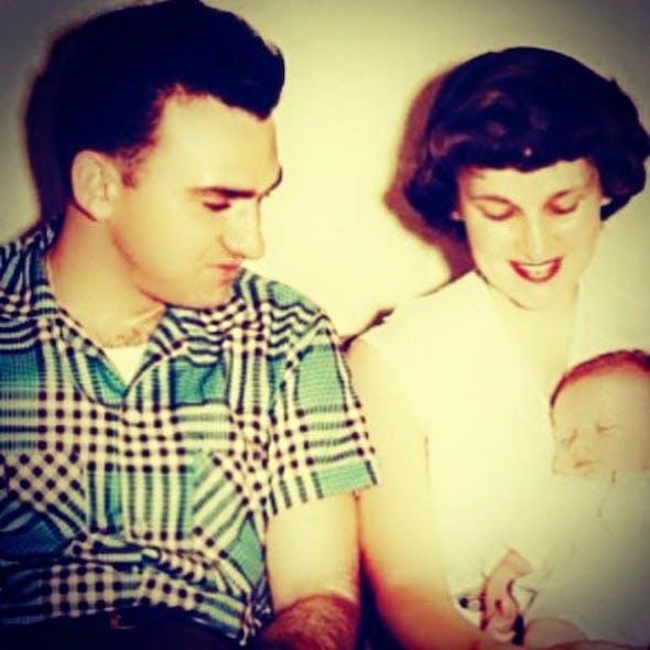 Madonna et ses parents