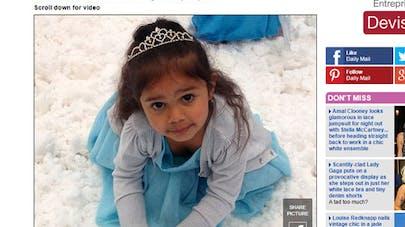 Australie : une fillette discriminée reçoit un message   vidéo de la Reine des Neiges