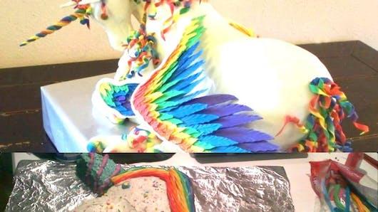 Photos : les pires gâteaux repérés sur pinterest