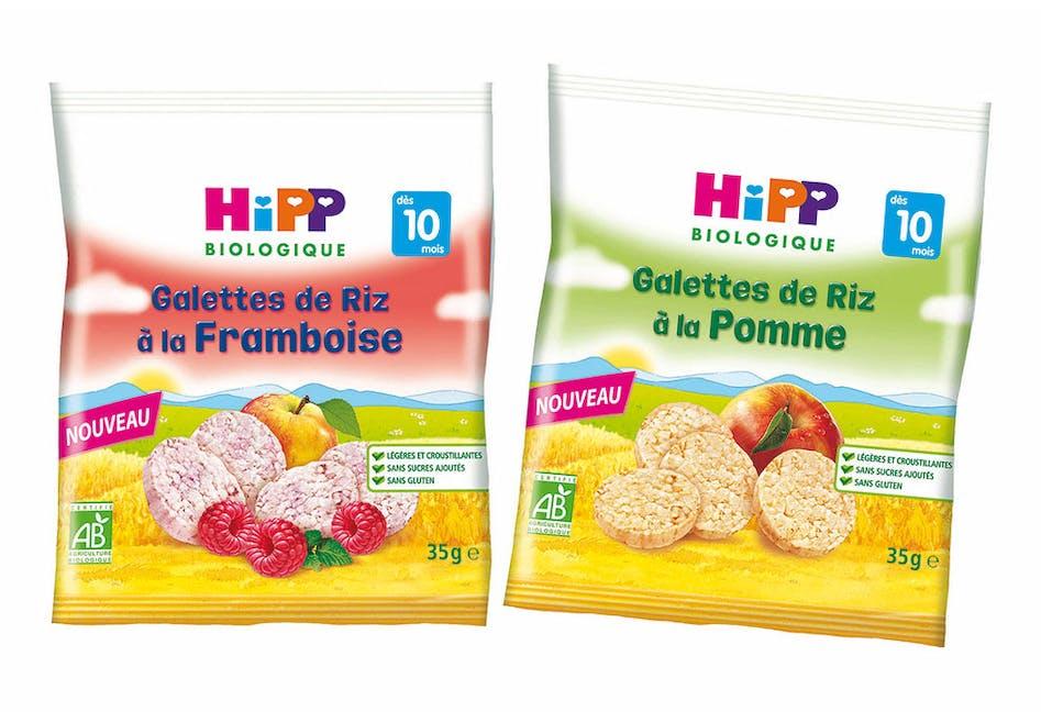 Galettes de riz Hipp Biologique