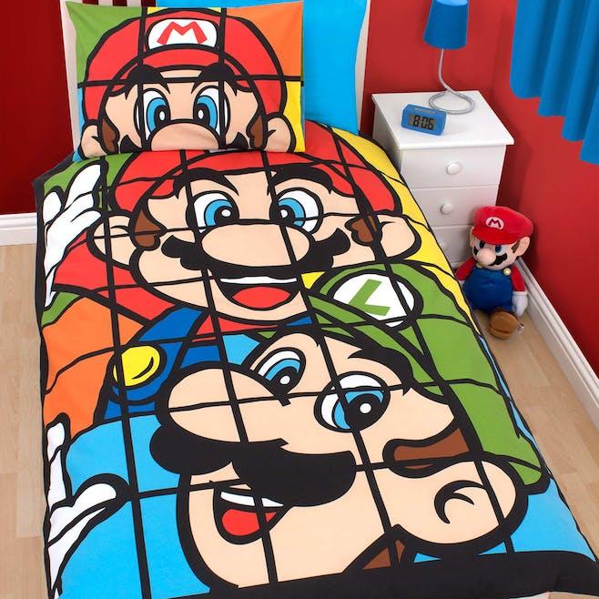 Modèle Super Mario