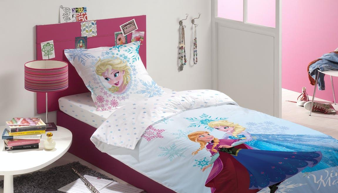 Parure de lit Disney FROZEN WINTER