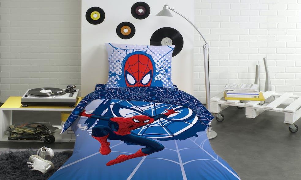 Parure de lit Disney Spiderman