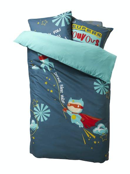 Parure de lit Supercat