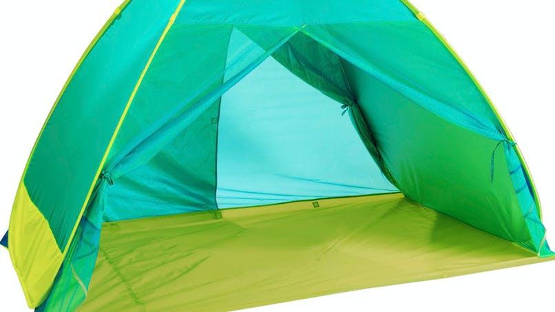 Banc d\'essai : 10 tentes et abris bébé anti-UV | PARENTS.fr